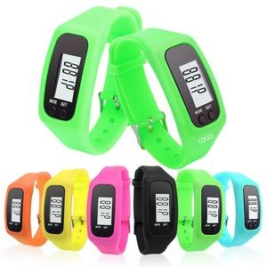 Digital LED Silicone Fitness Watch