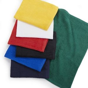 Terry Velour Hemmed Rally Towel (15